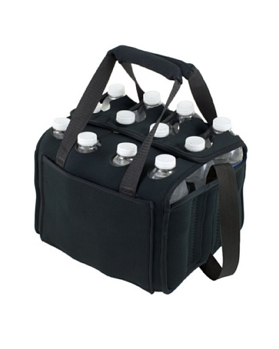 Picnic Time Twelve Pack Insulated Beverage Tote