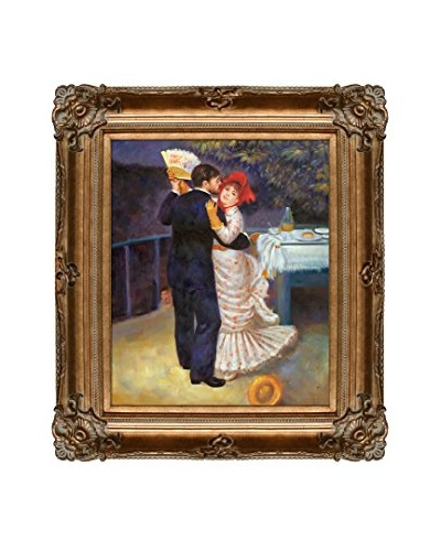 """Pierre-Auguste Renoir """"Dance In The Country"""" Oil Painting"""