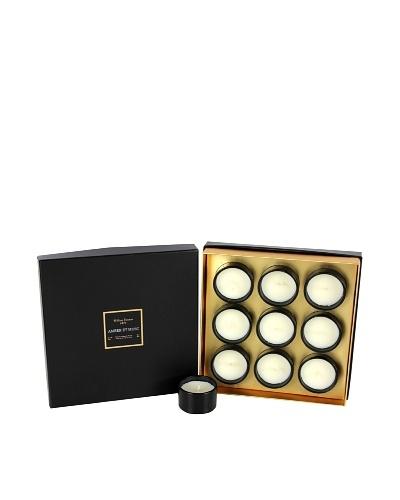Plain & Simple Set of 9 Perfumed Votives, Amber et Musc, .8-Oz.