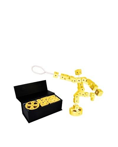Playable Metal Infinity (Model S), Yellow Gold