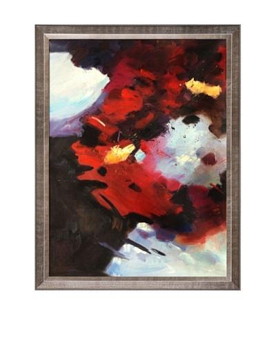 Pol Ledent Abstract #070406 Oil on Canvas