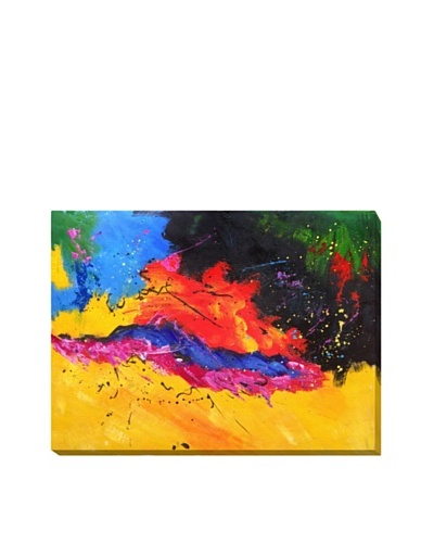 Pol Ledent Abstract #1811806 Oil on Canvas