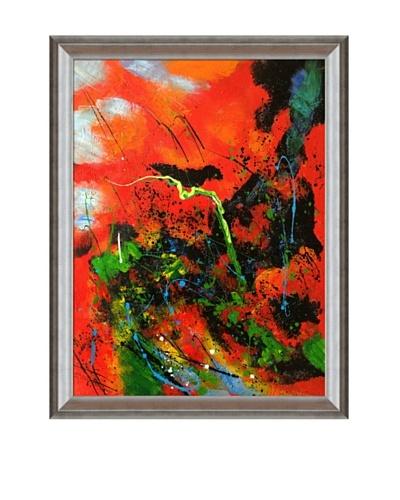 Pol Ledent Abstract #96452 Oil on Canvas
