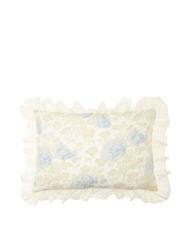 "Pom Pom at Home Sofia 4"" Ruffle Pillow Sham"