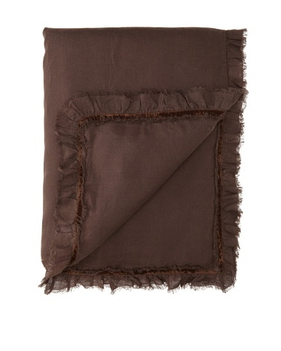 Pom Pom at Home Mathilde Crib Duvet, Chocolate