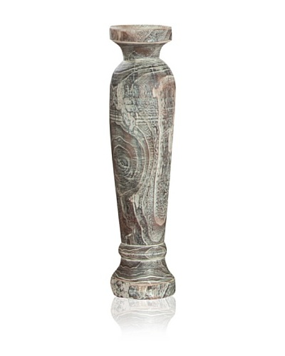 Pomeroy Monticello Pillar Holder Large, Ashwood