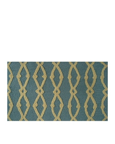 Pop Accents Sterling Rug [Yellow/Grey]
