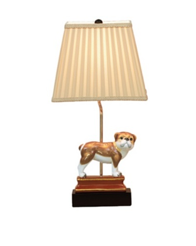 Port 68 Martin The Bulldog Lamp, Left