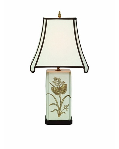 Port 68 Abby Lamp, White