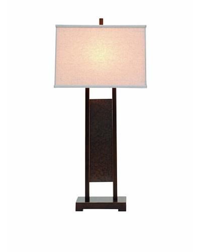 Port 68 Avenue Lamp, Bronze