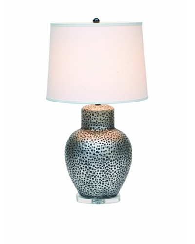 Port 68 Glendale Lamp, Pewter