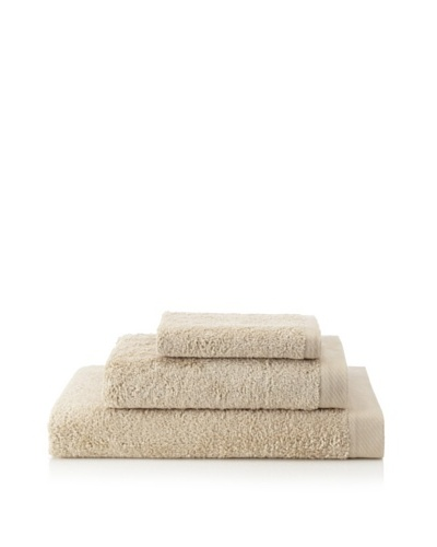 Portugal Home 3 Piece Towel Set, Areia