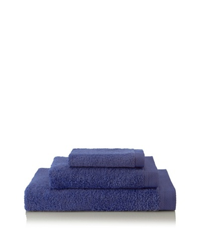 Portugal Home 3 Piece Towel Set, Marinho