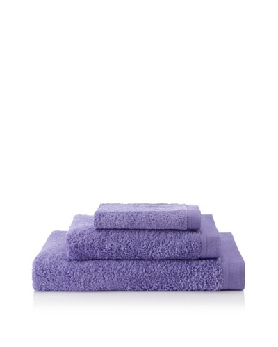Portugal Home 3 Piece Towel Set, Lavanda
