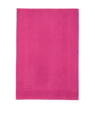Portugal Home Bath Mat [Dark Fuchsia]