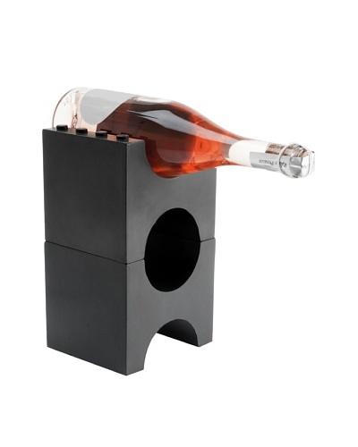 Present Time Brick Wine Holder Set