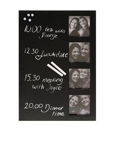Present Time Photo Memo Chalkboard