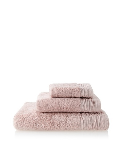 Pure Fiber Pleated Oversized Bath Towel Set