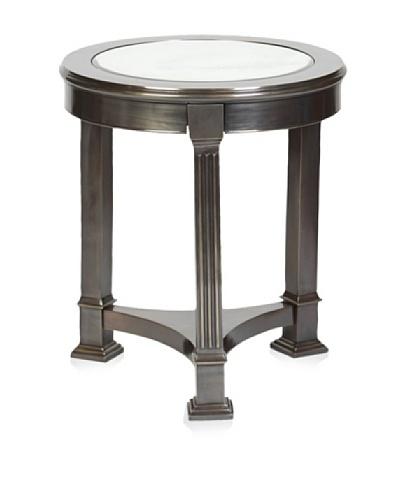 Prima Design Source 3 Legged Accent Table, Brass