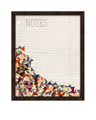 Be Wild Notes Memoboard