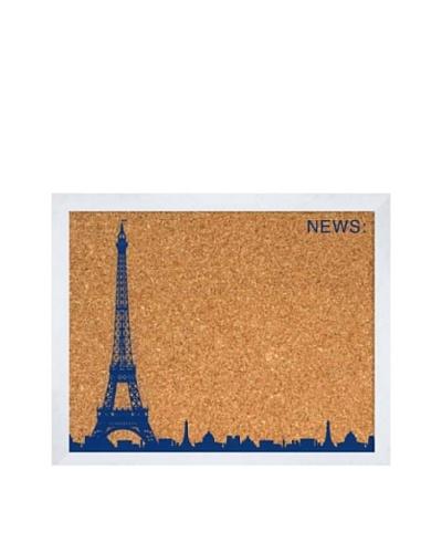 Eiffel Tower Corkboard