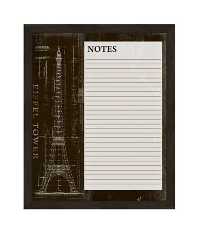 Eiffel Tower Memoboard