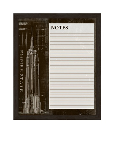 """Empire State Building"" Memoboard"