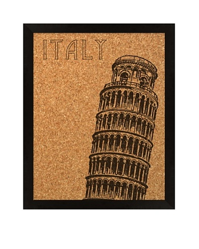 Italy Corkboard
