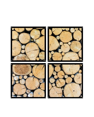 Wood Giclée Quadriptych Box