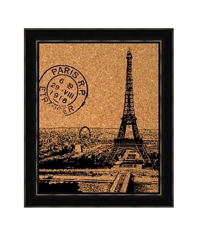 Paris Cork Corkboard