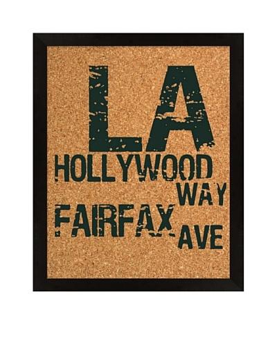 LA Corkboard