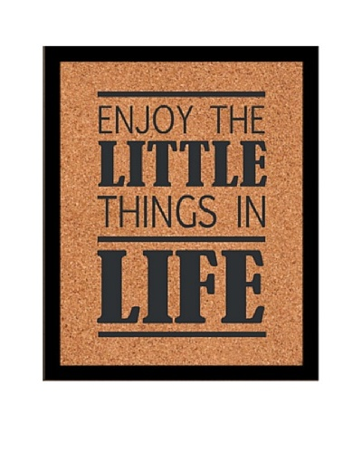 Little Things in Life Corkboard