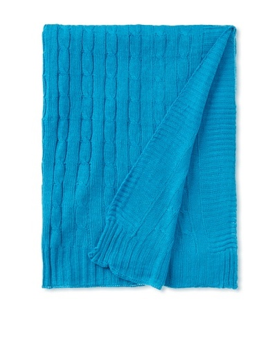 pur Cashmere Yachting Throw