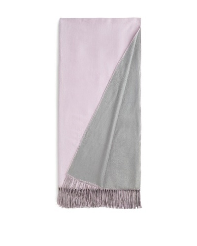 Pure Fiber Oceanic Expedition Bi-Color Throw