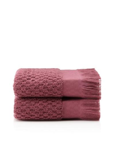 Pure Fiber Set of 2 Hottuck Hand Towels
