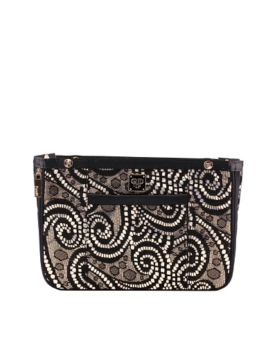 PurseN Small Purse Organizer Insert, Lace Seduction