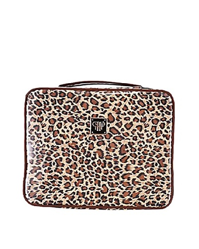 PurseN Diva Cosmetic Case, Leopard/BrownAs You See