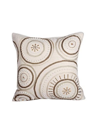 Purva Circle Elegante Pillow