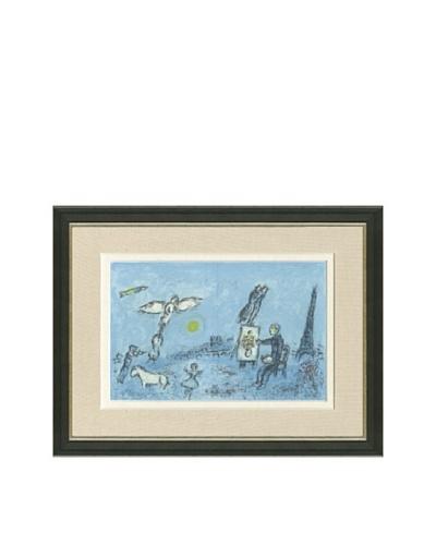 Marc Chagall: Le Peintre son Double