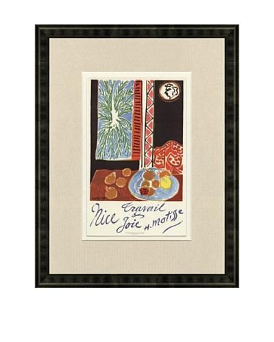 Henri Matisse: Nice Travail & Joie, 1959