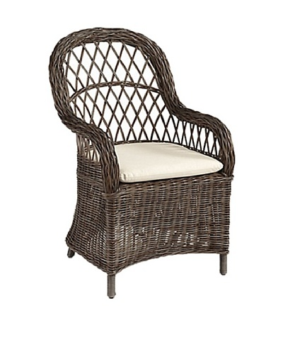 Rattan Living Occasional Chair, Natural