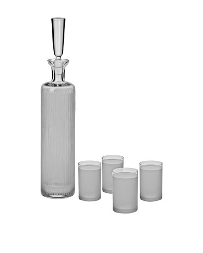 Ravenscroft Crystal 5-Piece Vodka Set