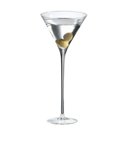 Ravenscroft Crystal Long-Stem Martini Glass, 10-Oz.