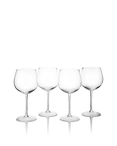 Ravenscroft Crystal Set of 4 Classic Grand Cru White Burgundy Glasses
