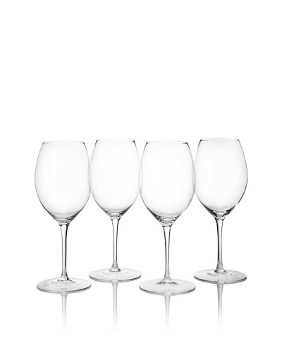 Ravenscroft Crystal Set of 4 Classic Hermitage Glasses