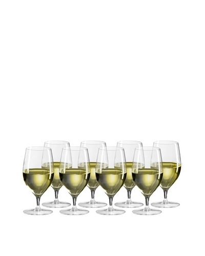 Ravenscroft Crystal Set of 8 Tasting/All-Purpose Stems, 12-oz.