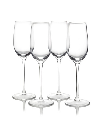 Ravenscroft Crystal Set of 4 Classic Collection Sake/Sherry Glasses, 8-Oz.As You See