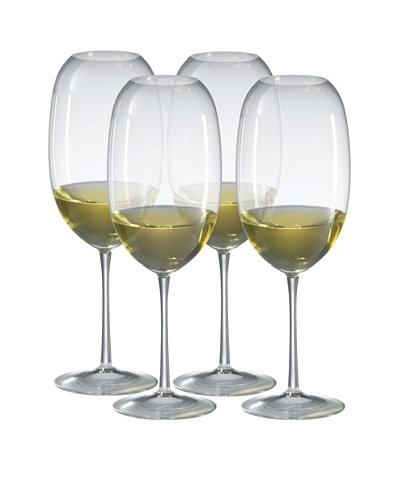 Ravenscroft Crystal Set of 4 Amplifier Barrique White Glasses, 24-Oz.As You See