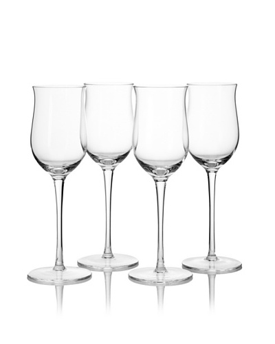 Ravenscroft Crystal Set of 4 Classic German Riesling Glasses