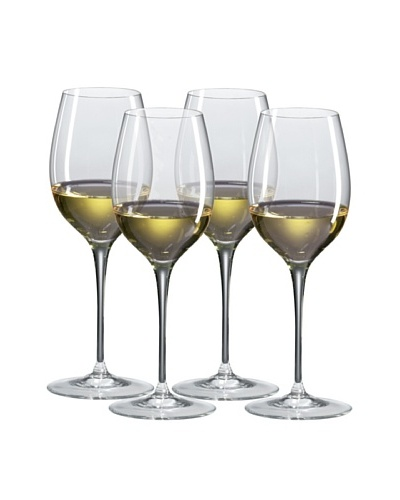 Ravenscroft Crystal Set of 4 Loire/Sauvignon Blanc Glasses, 12-Oz.